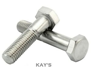 M10-10mm-PART-THREADED-HEXAGON-BOLTS-A2-STAINLESS-STEEL-HEX-SCREWS-KAYS