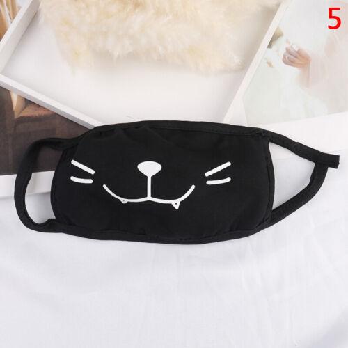 Baumwolle Staubdichte Mund gesichtsmaske Cartoon Masken Cotton facemask Mask