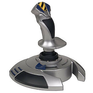 Thrustmaster Top Gun Fox 2 Pro Joystick Gameport Drivers for Windows 7