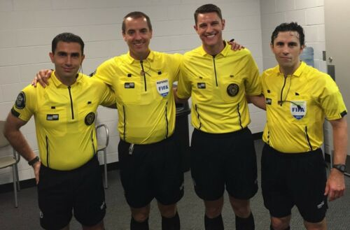 Soccer Referee jersey USSF NEW Official Sports.