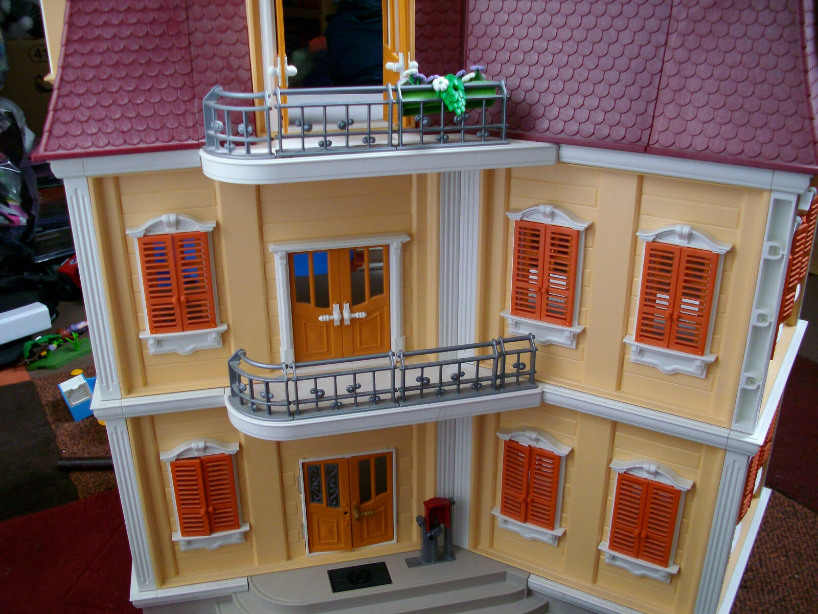 Playmobil  Mein großes Puppenhaus Stadthaus5302StadtvillaNostalgie TOP