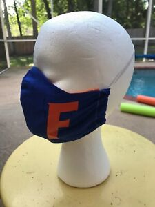 Men S Univ Of Florida Gators Fabric Face Mask With Filter Pocket Ebay