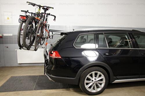 F20 Heckklappenfahrradträger für 3 Räder Aguri Advans 3 Für BMW Serie 1 11/>