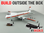 thumbnail 8 - V1 Decals Boeing 727-200 First Air for 1/144 Airfix Model Airplane Kit V1D0027