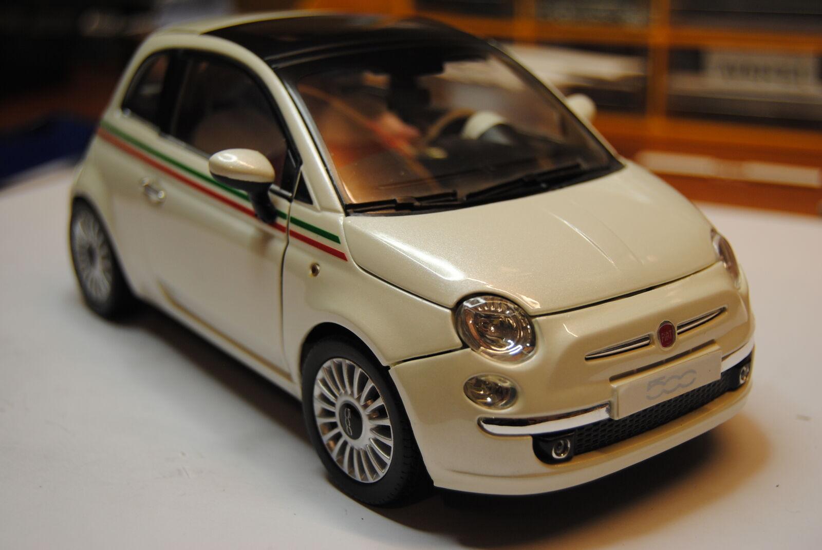 Fiat 500-1 18 - (NO Tamiya - Hasegawa Revell)