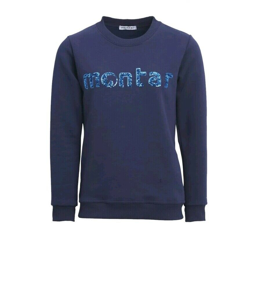 MONTAR TANIA  NAVY blueE JUMPER BNWT SIZE XL RRP  exciting promotions