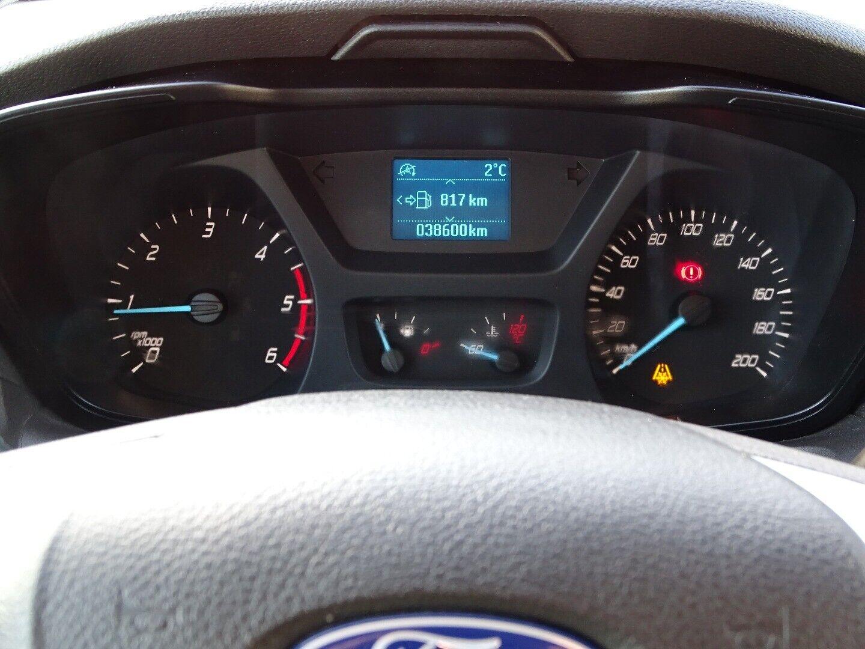 Ford Transit 350 L3 Van 2,0 TDCi 170 Trend H2 FWD - billede 13