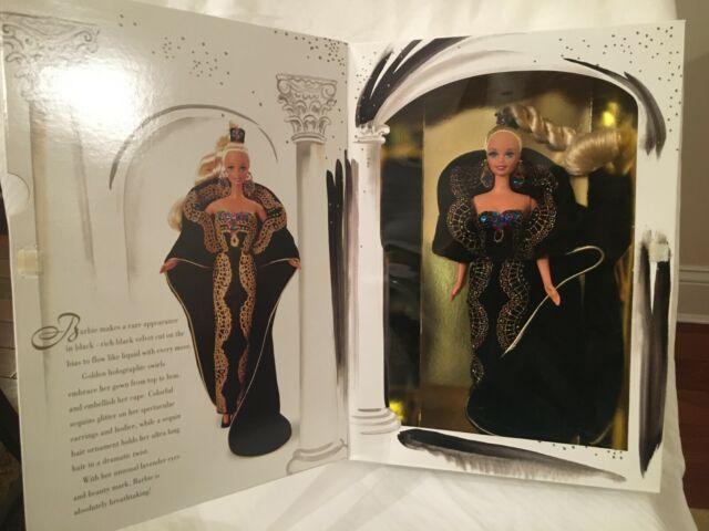 Vintage Mattel 1995 Classique Collection Midnight Gala Barbie#12999