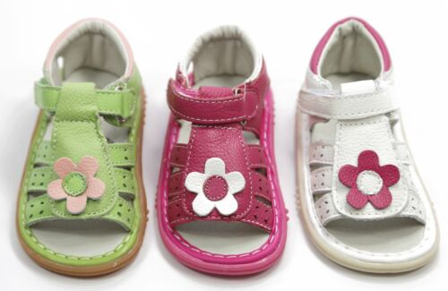 Infant // toddler New baby girl shoes sandals Genuine Leather 3,4,5,6,7