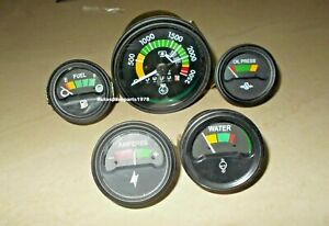 Massey Ferguson Gauge Kit oil Fuel Tachometer