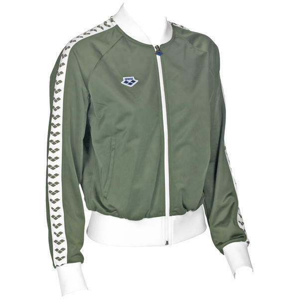 Arena - Relax IV Team - Giacca Zip femmes - Army blanc Army - 001223651