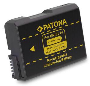 Patona-Akku-fuer-Nikon-CoolPix-P-Serie-P7000-P7100-P7700-P7800-EN-EL14