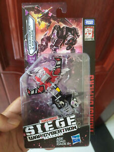 Transformers Generations War for Cybertron Siege Micromaster Laserbeak Ravage