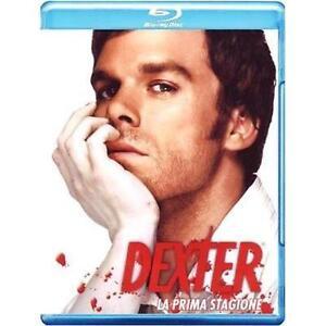 Blu-Ray-DEXTER-Stagione-1-Blu-Ray-4-Dischi-Contenuti-Specia-NUOVO