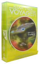 Star Trek: Voyager - The Complete Third Season (DVD, 2004, 7-Disc Set)