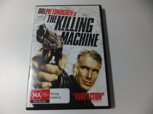 1 of 1 - The Killing Machine - DVD - 2010 - edc