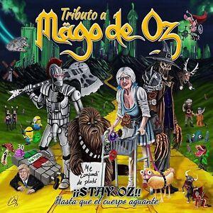 CD-Tributo-A-Mago-De-Oz-CD-DVD-Stay-Oz-Hasta-Que-El-Cuerpo-FAST-SHIPPING