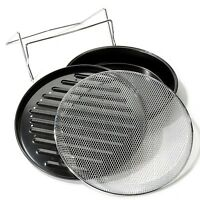 The Sharper Image Super Wave Oven Grilling Accessories