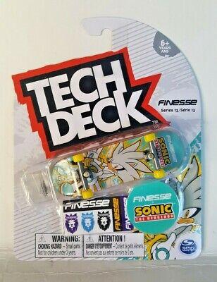 "Finesse Sonic Series Deck Metal Sonic 7.75/"""