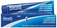 Wilkinson Sword Men Shaving Cream Tube Aloe Vera In Package 100ml