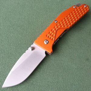 Sanrenmu-7063LUC-LJ-SRM-763-High-Quality-EDC-Folding-Knife-8Cr14mov-Orange