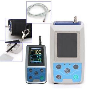 ABPM50 24 Stunden NIBP-Monitor Ambulantes Blutdruckmessgerät Blutdruckmessgerät