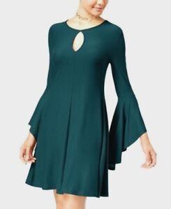d1527cab5e Planet Gold Juniors  Super Soft Ruffle-Sleeve Shift Dress. Size ...
