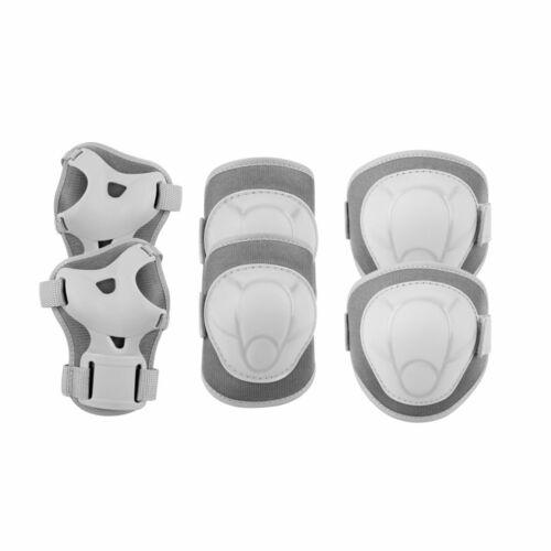 Spokey Schutzausrüstung Set SCHONERSET Knieschoner für Kinder Handgelenkschoner