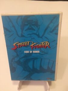 Street-Fighter-Collection-Vol-1-Code-of-Honor-DVD-2003-3-Disc-Set