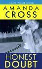 Honest Doubt by Amanda Cross (Paperback, 2001)
