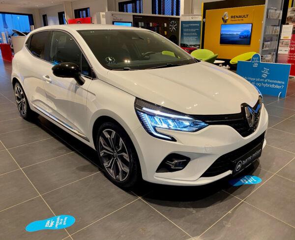 Renault Clio V 1,0 TCe 100 Intens - billede 1