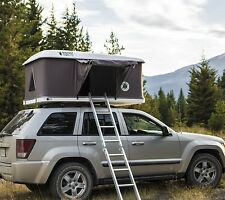 Explorer Roof Top Tent by Bigfoot Tents Hard Shell Construction Crank Style New