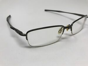 026f3e77f1 Image is loading Authentic-Oakley-Eyeglasses-OX-3102-0354-Clubface-pewter-