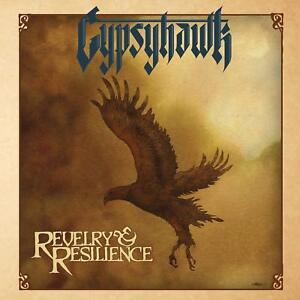 GYPSYHAWK-Revelry-amp-Resilience-034-Gold-034-LP-Thin-Lizzy-Judas-Priest-Saxon-Accept