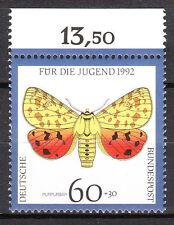 BRD 1992 Mi. Nr. 1602 Postfrisch Oberrand TOP!!! (10504)