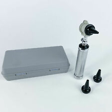 Gowllands Otoscope With 3 Specula And Extra Bulb With Case