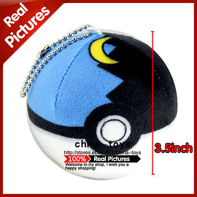 pokemon plush blue black Boll  toys