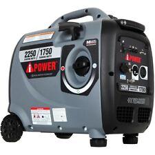 A Ipower Ap2250i 1750 Watt Rv Ready Portable Inverter Generator Carb