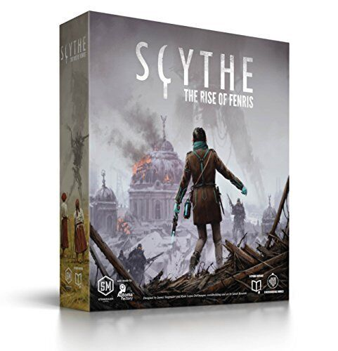 Stonemaier Games STM637 Scythe  The Rise of Fenris, Mixed Colours