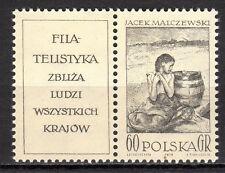 Poland - 1962 FIP day - Mi. 1337 zf MNH