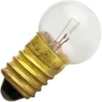 Candlea 428 3.13w 12.5v Low Voltage G4 1/2 E10 Base Miniature Lamp (pack Of 10)
