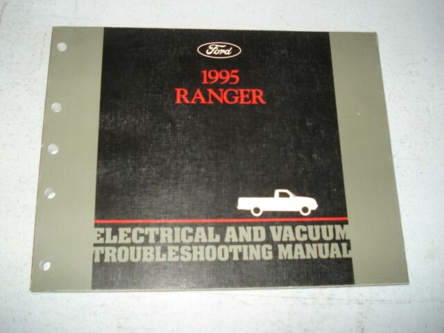 Diagram  2004 Ford Ranger Electrical Wiring Diagrams