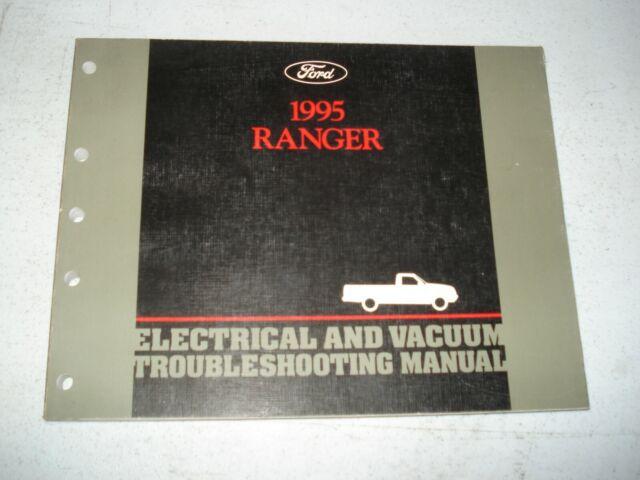 Diagram  2004 Ford Ranger Electrical Wiring Diagrams Service Shop Repair Manual Ewd 04 Full