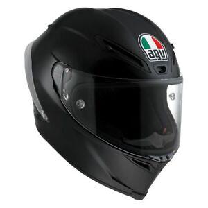 NEW-AGV-Corsa-R-Matte-Black-Helmet-Size-XL
