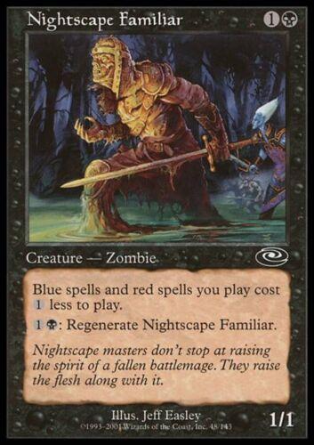 NIGHTSCAPE FAMILIAR Magic PLS Mint FAMIGLIO TENEBROLOGO