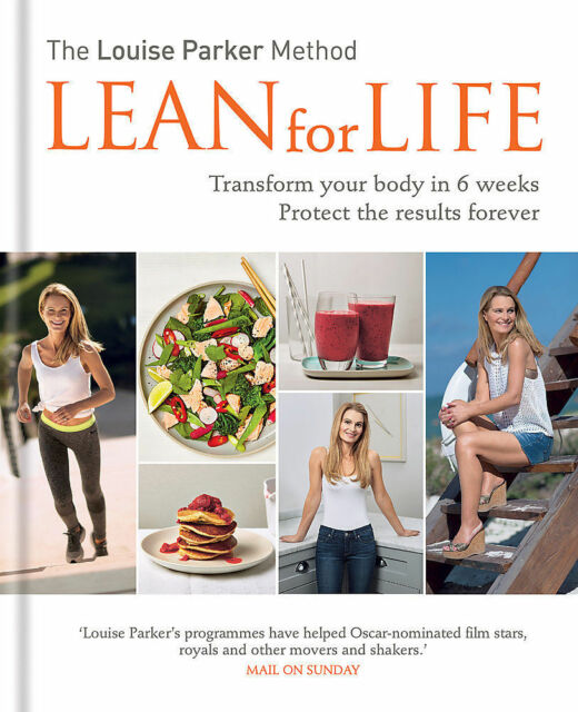 The Louise Parker Method: Lean for Life by Louise Parker (Paperback, 2017)