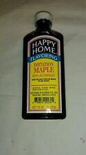 Happy Homes Imitation Maple Extract/Flavoring 7 oz