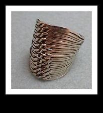 De Colección tribal del norte de África Rompecabezas de plata anillo de apilamiento
