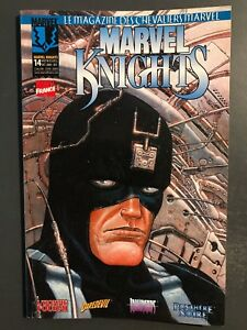 MARVEL-KNIGHTS-1ere-serie-V1-T14-octobre-2000