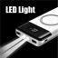 miniature 7 - Qi Wireless Power Bank  Backup Fast Portable Charger External Battery 900000mAh